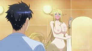 Monster Musume all uncensored scenes Busty Naked Girls