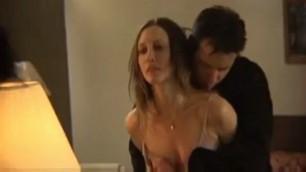 Agreeable Vera Farmiga Topless in Down to the Bone 1
