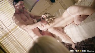 A Brazzers Christmas Party Special Part 4 Charles Dera Alexis Fawx Lena Paul