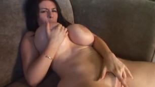 Daphne Rosen Nude Big Boobs Model Strips Teases and Fucks