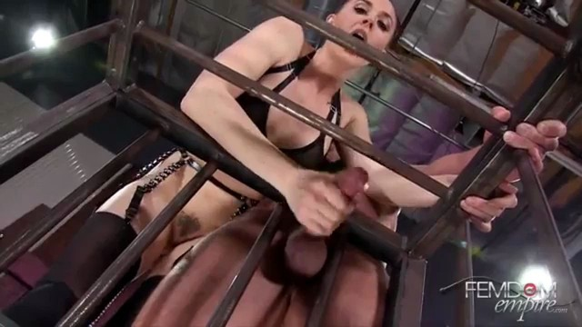 Raunchy Mistress Chanel Preston Interactive Forced Bi Cuckold POV