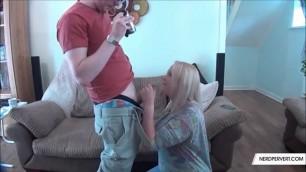 Plump Blonde Jodie Cummings Web Cam Suck Off