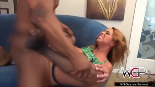 Teanna Trump Creampie deliscious for pink pussy