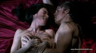 Sexual Brunette Jaime Murray Nude Compilation Dexter