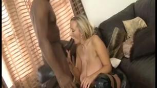 Sydney JJ fucks with this excited ebony guy