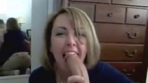 mothers blowjob